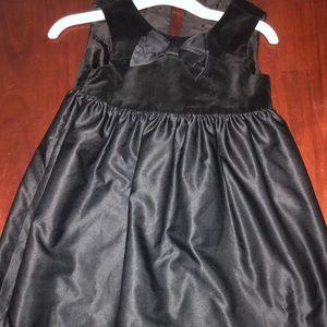 Black Christmas Dress
